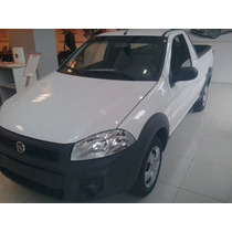 Fiat Strada Working C/simple 0 Km 2016 Mm