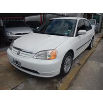 Honda Civic Lx 1. M/t Año 2001