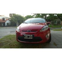 Ford Fiesta Kinetic 1.6 Titanium 5p (120cv) Año 2011