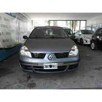 Renault Clio Authentique 1.2.- Poco Uso. Garantia Darc.
