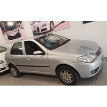 Fiat Palio Hlx 1.8 2007 Gris Plata