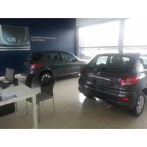 Peugeot 207 Compac 1.4 Hdi 5 P Okm Entrega Inmediata