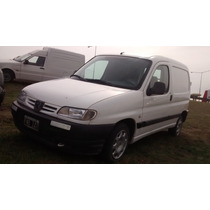 Peugeot Parner Furgon 1.9 Con Puerta Lateral
