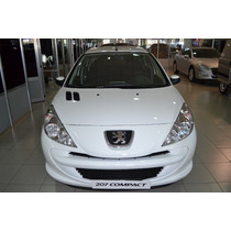 Peugeot 207 Compact Allure 1.4 Hdi 2014 0km Chatell