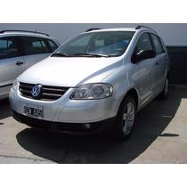 Volkswagen Suran 1.6 Trendline 2009 Claudio 15-5247-7928