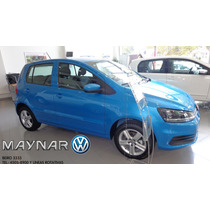 Vw Fox 1.6 5p Confortline My16 2016 Financiado