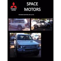 Mitsubishi Montero 1997 Tdi