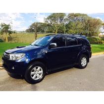 Toyota Sw4 Con Cuero/dvds/xenon/cubiertas/bluetooth/permuto