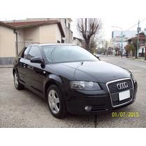 Audi A3 1.6 Pack Cuero Exelente Estado