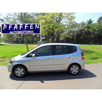 Honda Fit Lx 1.4 Manual 2007 Pfaffen Automotores.