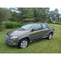 Fiat Strada Adventure Doble Cabina 1.6 16v Locker