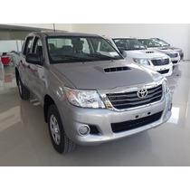 Toyota Hilux Srv 4x2 C/d 2.8 177 Cv Financiacion Y Cuotas
