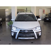 Toyota Etios Cross Xls 90cv Financiacion Y Cuotas