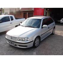 Volkswagen Gol 1.6 Dublin 5 Ptas Full Gnc Año 2001 85000 Kms