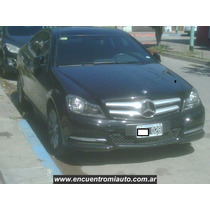 Mercedes Benz Clase C 250 Cupe At 32000km Barral-autos