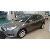 Ford Focus S 0km Financiado Con Fabrica Tomamos Usados (jc)