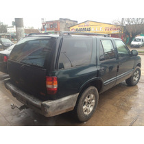 Chevrolet Blezer 2.2 Con Gnc 154000 Km Muy Linda