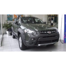 Fiat Strada Advent. Cab. Doble (jl) Extreme Locker Tasa 22 %