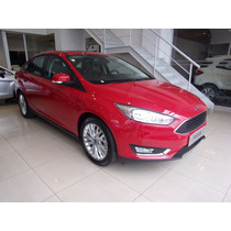 Ford Focus Kinetic S Motor 1.6 0km 5 Puertas