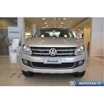 Volkswagen Amarok Cabina Doble Anticipo Y Cuotas A8*