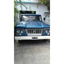 Dodge D100 Customs 1964 Lista Para Vtv Restaurada