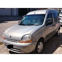 Renault Kangoo Pack 1.9 - Doble Portón Lateral - Año 2007
