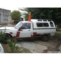 Peugeot 504 Pick Up Titular Gnc Vendo Permuto Urgente