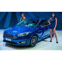Ford Focus Se 2.0 16v 5 P -okm -2015/ Linea Nueva!! Yaaaa