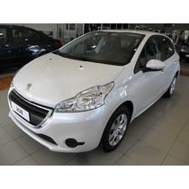 Peugeot 208 1.5 Active 5 Puertas 2014 0km Nuevo Chatell