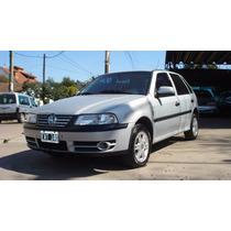 Volkswagen Gol 1.6 ´05 Excelente Con Gnc !!!