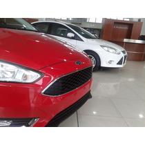 Ford Focus Se Plus 4p 2.0 170cv Entrego Ya Linea Nueva!!