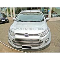 Ford Ecosport 1.6 Sigma Titanium 4x2 Mt Año 2013