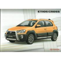 Toyota Etios Cross 5 Puertas Motor 1.5 - 90 Cv - Nafta