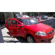 Nuevo Siena El 1.4 0km 2015 Color Rojo