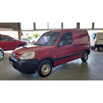 Peugeot Partner Furgon Confort 1.4 Con Gnc Muy Buena.!!