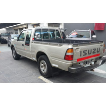 Isuzu 4x4 Cabina Y Media Exelente Estado Impecable