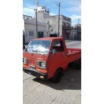 Daihatsu Wide Titular 1980 Roja !!!! (filippis)
