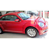 Volkswagen The Beetle 1.4 Tsi 160cv Dsg Alra Vw Rojo Tornado