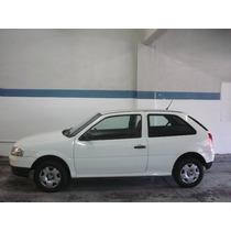 Volkswagen Gol 1.6 Full 3 Puertas Año 2008 Color Blanco