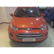 Ford Ecosport Plan Nacional Cuotas Sin Interes