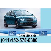 Anticipo $58000 Chevrolet Onix Lt Financiado Sin Interes
