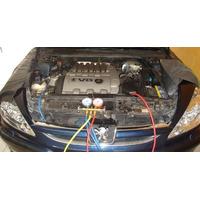 Carga Y Reparación De Aire Acondicionado Del Automotor
