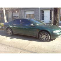 Chrysler Stratus Lx Full 2,5 V6 Verde Vendo O Permuto