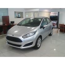 Nuevo Ford Fiesta Se 5 Pts Entrega Inmediata