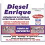 Depresores Reparaciones Venta {diesel Enrique} Bombas Inye