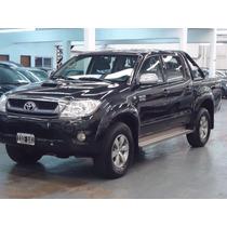 Toyota Hilux Srv 3.0 4x2 2009 // 92000km // Muy Buena