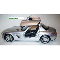 Auto Radio Control Rc Mercedes Benz Esc 1/14 Grande 32 Cm