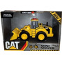 Cat Mini Mover Pala Mecanica Luz Sonido Intek Whel Loader