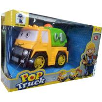 Camion A Control Remoto Infantil Pop Truck 20cm
