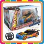 Auto Radio Control Drift Car Hot Wheels Intek - Mundo Manias